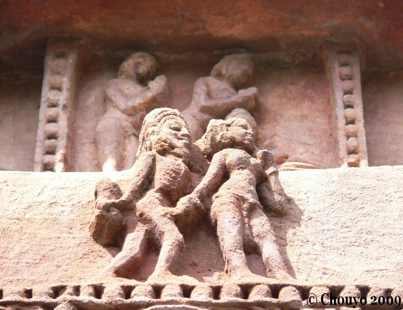 Temple de Bhubaneshwar