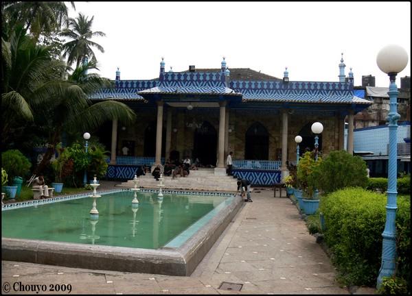 Mughal Masjid intérieur