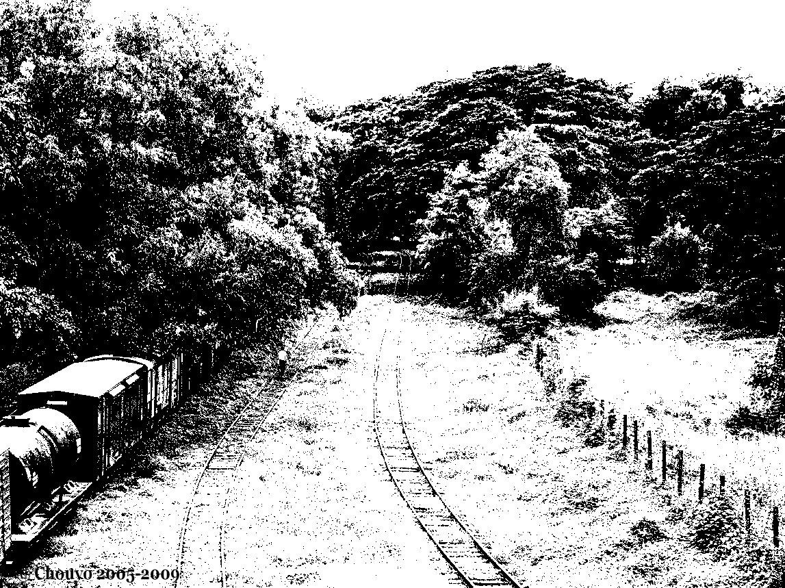 Birmanie voies