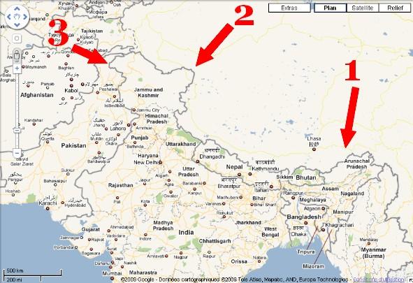 Inde vue par l'Inde