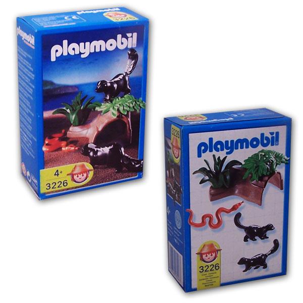 Playmobil moufette