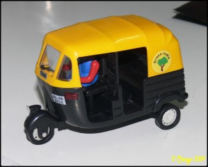 Rickshaw jouet