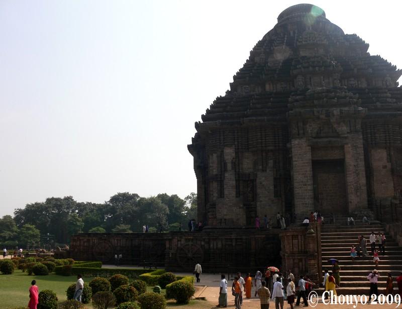 Temple de Surya Konarak