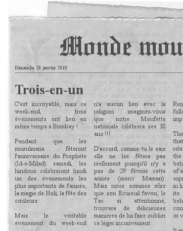 Anniversaire article français