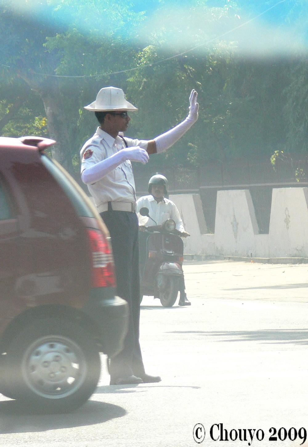Policier Bhubaneshwar