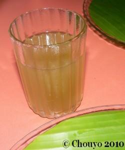 Restaurant bengali boisson mangue