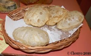 Restaurant bengali luchis