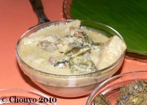 Restaurant bengali shukto