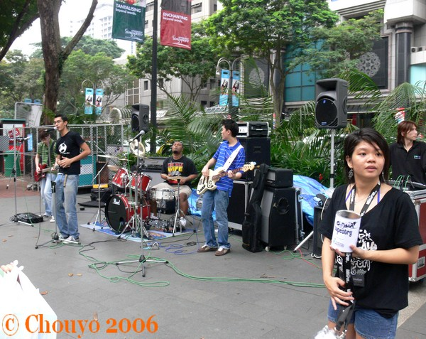 Singapour groupe