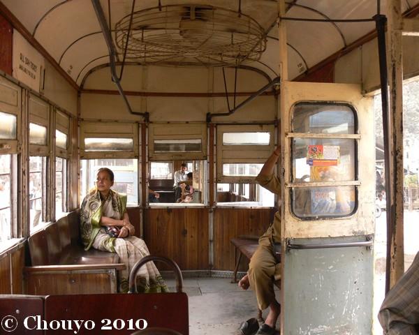 Calcutta tramway