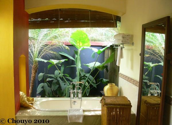 Taj Kumarakom salle de bain 1