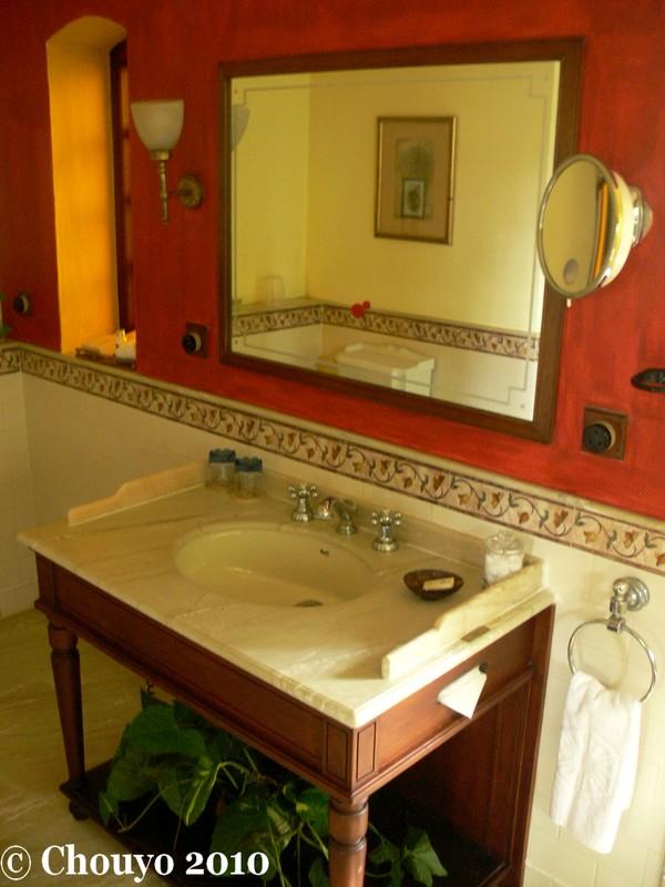 Taj Kumarakom salle de bain 2