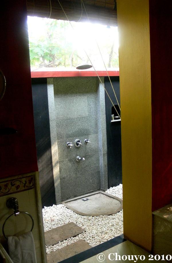 Taj Kumarakom salle de bain 3