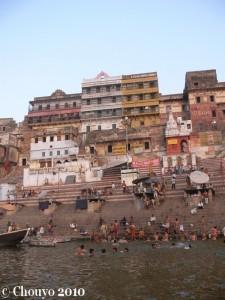 Bénarès ghats 3