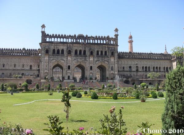 Lucknow Bara Imambara 3