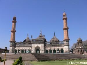 Lucknow Bara Imambara mosquée