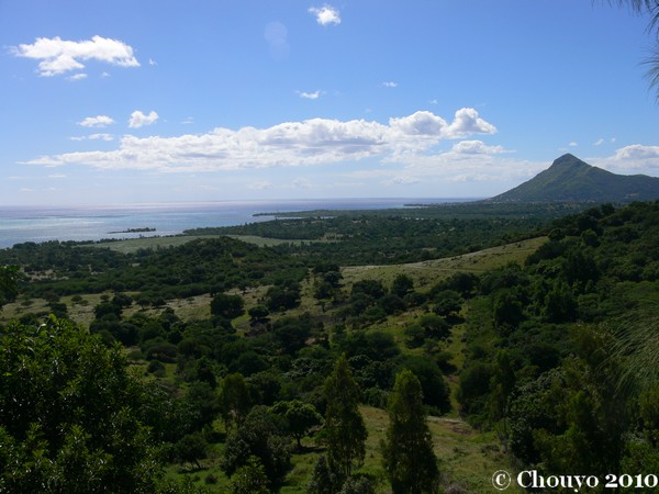 Maurice paysage