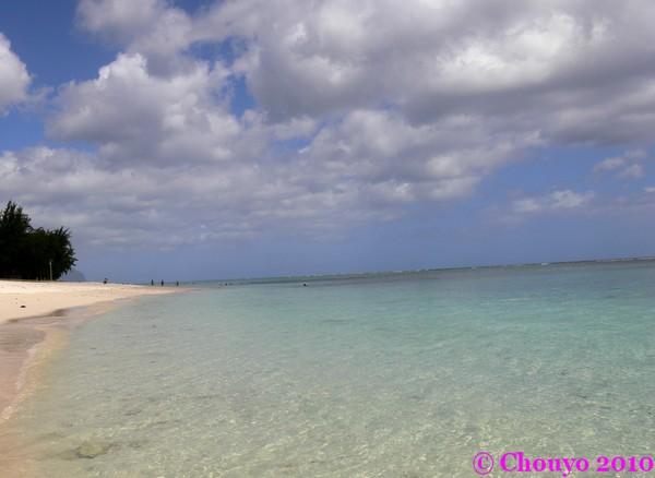 Maurice plage