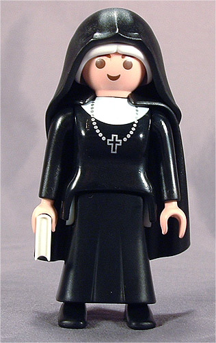 Playmobile nonne