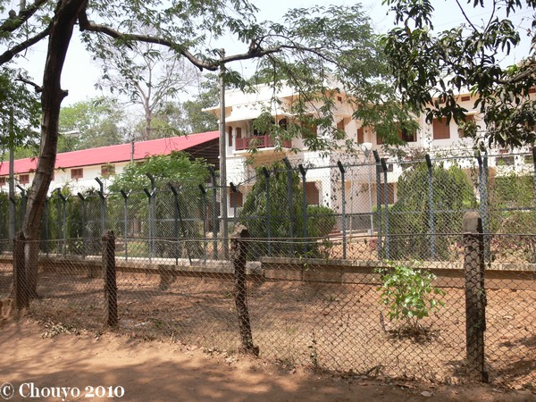 Shantiniketan bâtiments