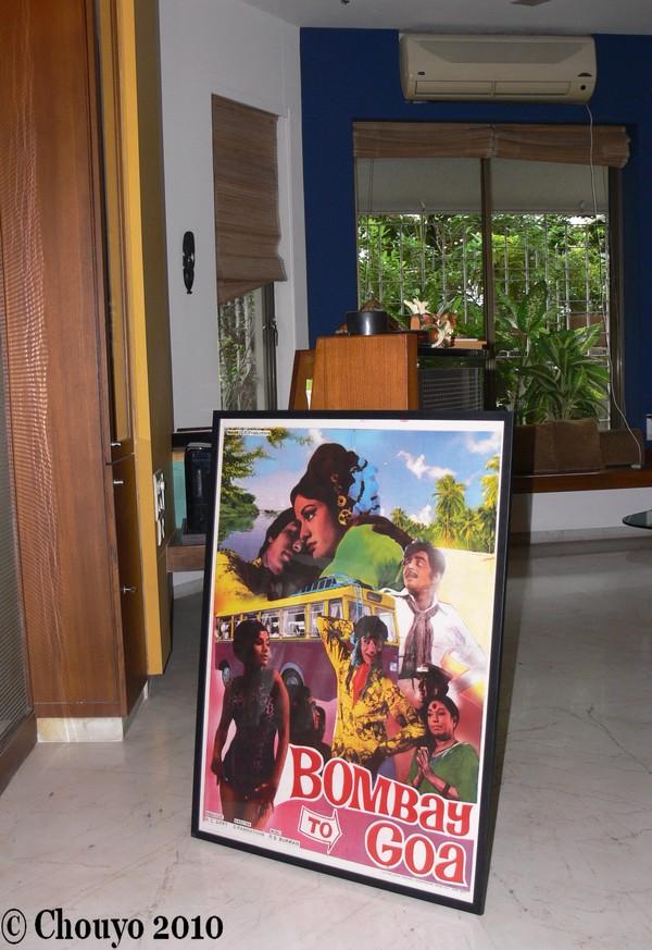 Bombay to Goa poster