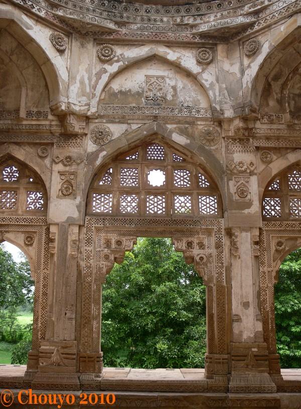 Champaner Jami Masjid