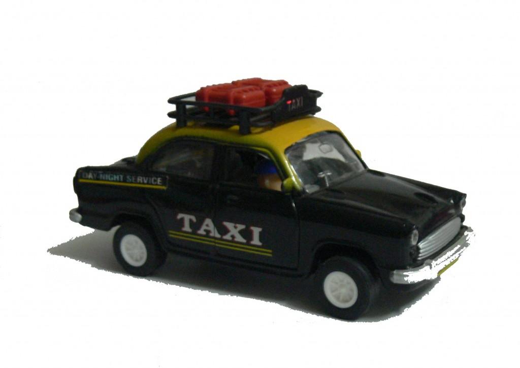 Taxi jouet