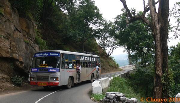 Bus Nilgiri Hills
