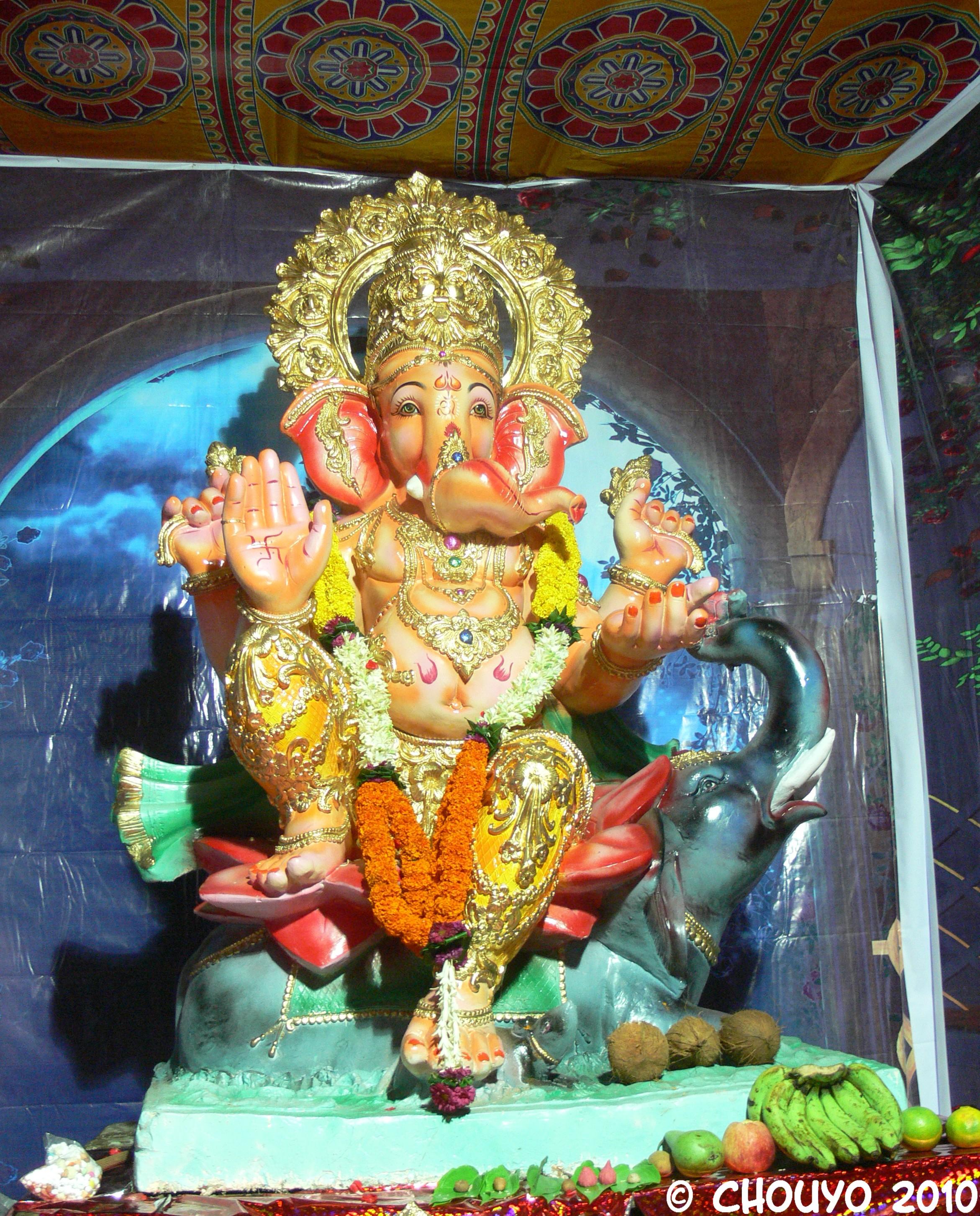 Ganesh Chaturthi 2010