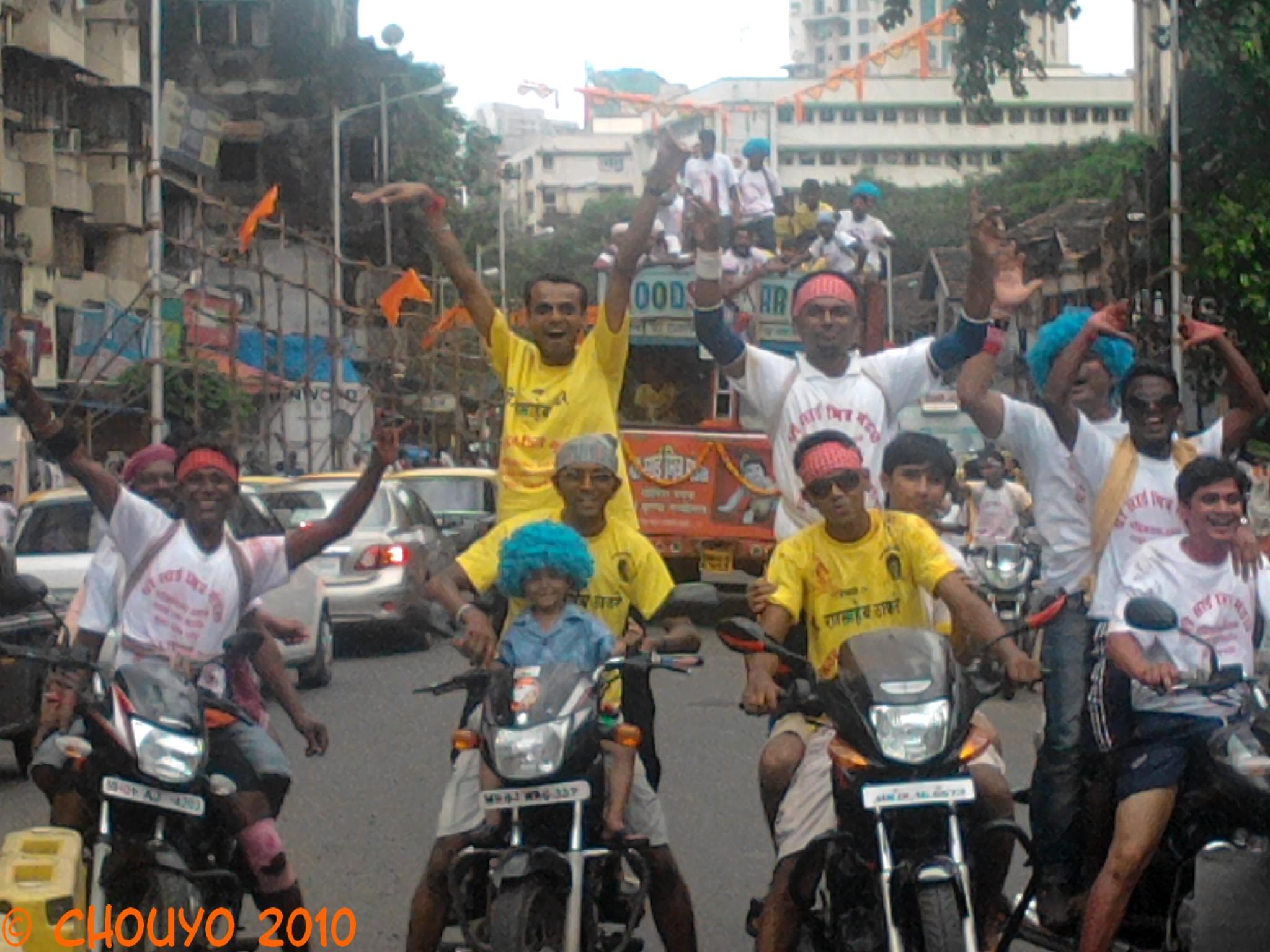 Krishna festival Mumbai 5