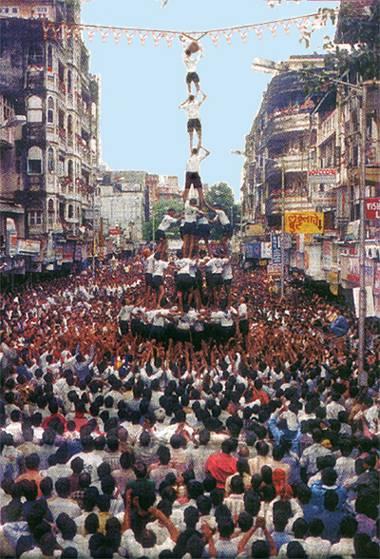 Krishna festival