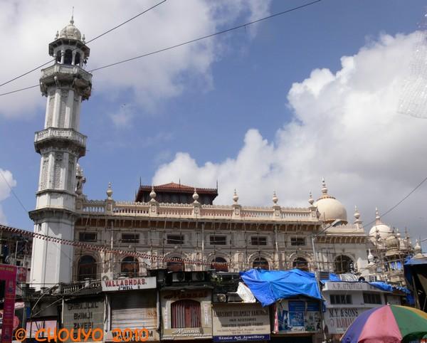 Jama Masjid Bombay 4