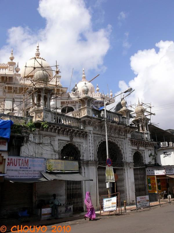Jama Masjid Bombay