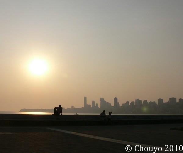 Bombay Marine Drive 2