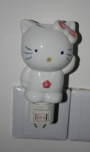 Veilleuse Hello Kitty 2
