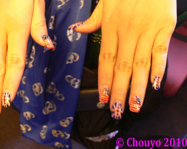 Blogueuse Ongles