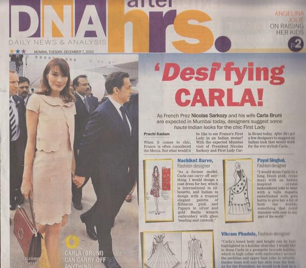 Sarkozy DNA