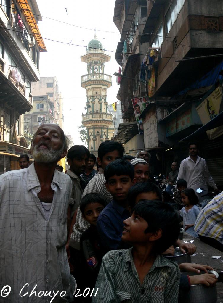 Mumbai Dongri Enfants 2