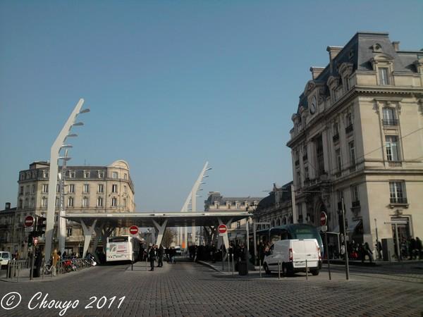 Bordeaux Gare