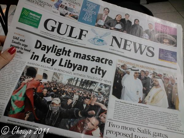 Dubaï Gulf News