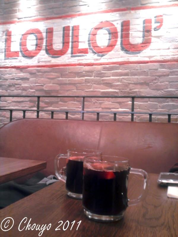 Paris Loulou'