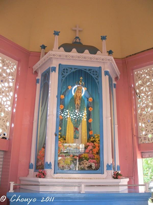 Cochin Basilique Santa-Cruz 2