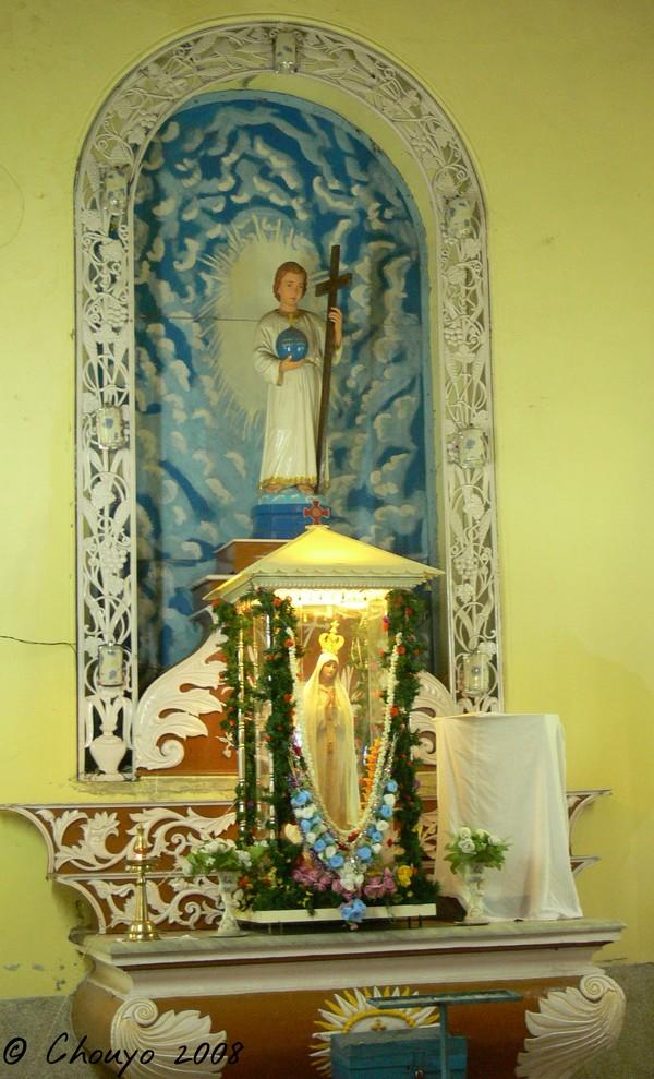 Cochin Basilique Santa-Cruz 4