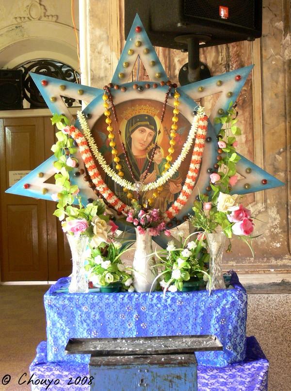 Cochin Basilique Santa-Cruz 6