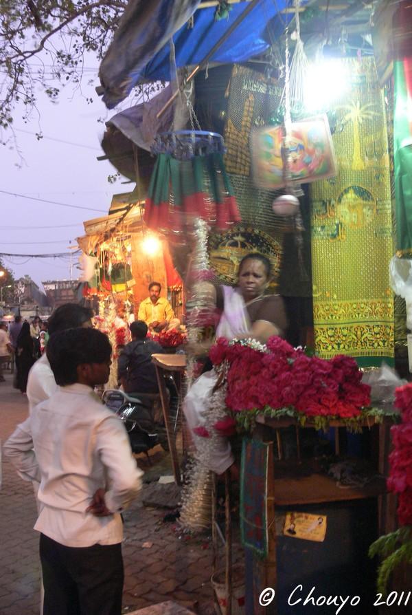 Mumbai Mira Datar Dargah offrandes