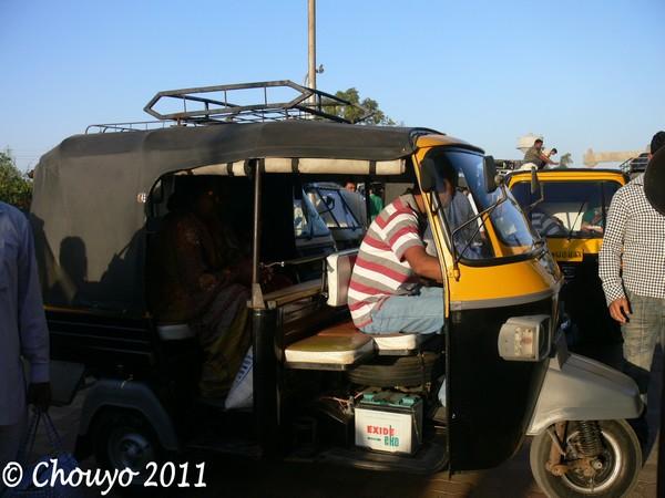 Bhuj Rickshaw