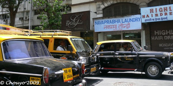 Bombay Taxis