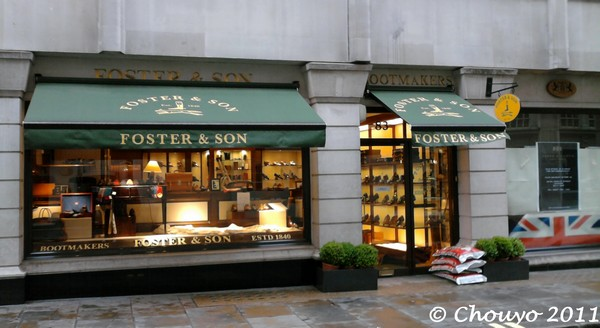 Londres Foster & Son