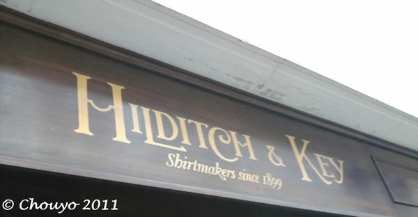Londres Hilditch & Key