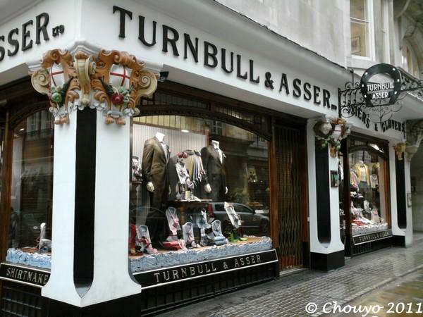 Londres Turnbull & Asser
